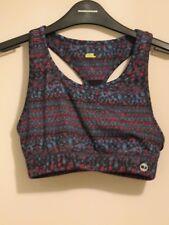 JD Sport Pur simple Gym Wear Soutien-Gorge Femme Taille 8