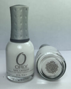 Orly nail polish white out 40632 0.6fl oz french tips manicure