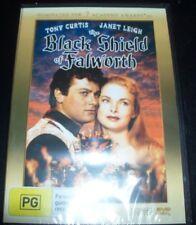 The Balck Shield Of Falworth (Tony Curtis Janet Leigh) (Aust Reg 4) DVD New