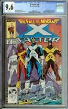 X-FACTOR #26 CGC 9.6 WHITE PAGES