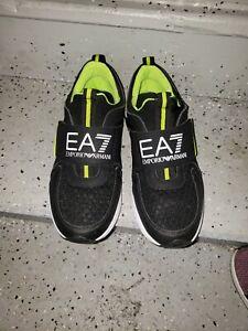 Emporio Armani Ea7 Sneakers For Men For Sale Shop Men S Sneakers Ebay