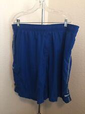 Billabong Mens Board Shorts Swim Trunks Blue Cargo Pockets lined Sz XXL