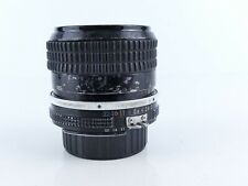 NIKON AI NIKKOR 85MM F2 PRIME MANUAL PORTRAIT LENS FULL FRAME