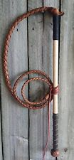 4ft Cow Hide Stock Whip Stockwhip