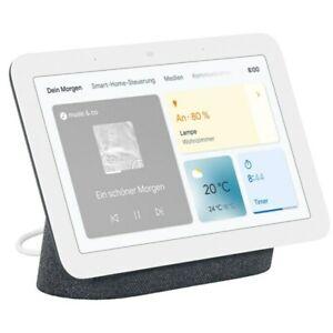 Google Nest Hub 2.Generation Multimedia-Lautsprecher charcoal Bluetooth WLAN