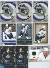 George Parros  5-Lot  RC Rookie Cards & Jersey