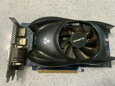 GIGABYTE GRAPHIC CARD         USED  BUT GOOD WORKING CONDITION