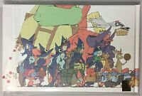TRIGGER recess The Art of Little Witch Academia Yusuke Yoshigaki Animation Book