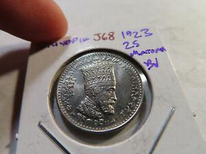 J68 Ethiopia 1923 25 Matonas BU