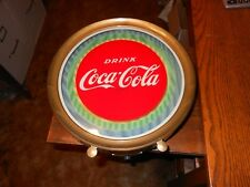 ORIGINAL 1960's  SODA SHOP -  COCA COLA  Counter Top Sign In Original Mfg. Box