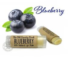 Blueberry Natural Lip Balm