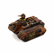 Death Guard Rusted Bane wolf Tank #1 Renegade Nurgle 40K Pro Painted Hellhound