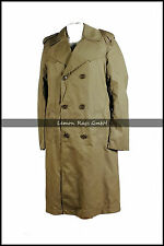 Trenchcoat Army -  Manteau Militaire Vintage - Long