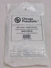NEW! CHICAGO PNEUMATIC AIR IMPACT WRENCH CP6500 Model B TUNE-UP KIT, 8940158638