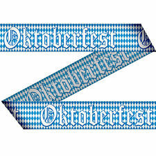 GROSSE AUSWAHL Deko Oktoberfest Bayern Bavaria Wiesn Girlande Wimpel