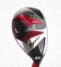 NIKE COVERT VRS 4 IRON HYBRID GOLF CLUB KURO KAGE STIFF GRAPHITE SHAFT 23 DEGREE