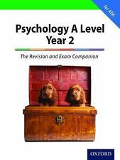 The Complete Companions: A Level Year 2 Psychology: The Revision and Exam...
