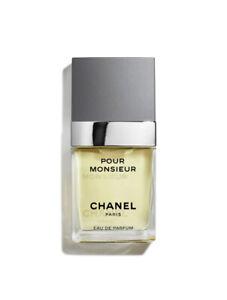 CHANEL POUR MONSIEUR  Eau de Parfum Spray 75 ml NIB Limited Edition +GIFT