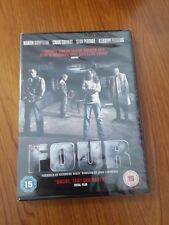 Four (DVD) NEW AND SEALED Thriller