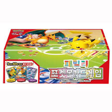 Pokemon Cards Sun & Moon Family Pokemon Card Game Box Sealed Korean