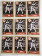 1987 Topps Don Mattingly #500 Baseball Card