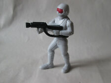 "1986 Mattel Guts Laser Fighter ""Captain Burns"" F13 Space Soldier Figure (Mint)"
