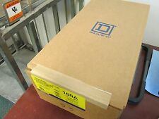 Square D Non Fusible Stainless Steel Safety Switch HU363DSEI New Surplus