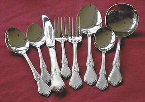 Oneida MORNING BLOSSOM Open Stock - You Choose the piece (s) Stainless Flatware