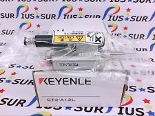 NSOP KEYENCE GT2-A12L GT2A12L SENSOR HEAD LOW MEASURING FORCE TYPE AIR CYLINDER
