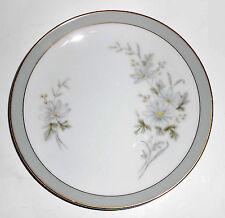 Noritake Porcelain China Michelle 6021 w/Gold Bread Plate