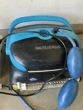Dolphin Nautilus CC Plus Robotic Pool Cleaner with CleverClean (99996403-PC)