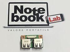 HP PAVILION DV2700 DV2899EL Circuito Board Porte Ports USB 48.4F604.001