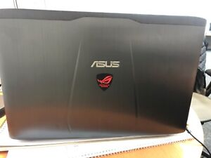 Asus ROG 15.6 inch i7 Gaming laptop metallic