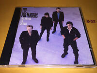 PRETENDERS cd LEARNING TO CRAWL hits MIDDLE OF ROAD back on chain gang SHOW ME