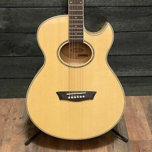 Washburn EA20 Festival Florentine Acoustic-Electric Guitar