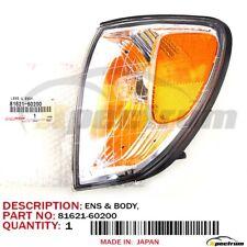 98-03 LEXUS LX470 FACTORY OEM 81621-60200 NEW (LH) TURN SIGNAL CORNER LIGHT LAMP