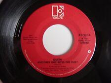 "Queen Another One Bites The Dust Original US Elektra Import 1980 7"" Vinyl Single"
