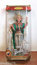 1997 Thai Barbie Dolls of the World Collector Edition NRFB (Z28) DAMAGED