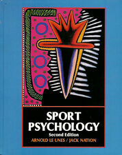 """Sport Psychology"" by Arnold LeUnes & Jack Nation 1996 Book"