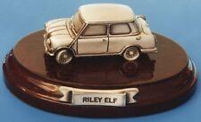 RILEY Elf Solid British PELTRO MODELLO AUTO ARTIGIANALE UK