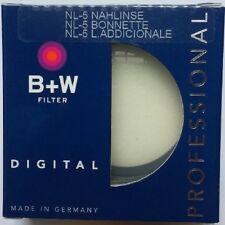 B + W 67mm +5 cerrar SC NL 5 Lente 76647, (Reino Unido)