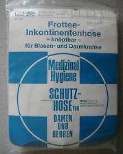 Hydas Frottee Windelhose für Erwachsene 1970er Jahre Gr. 34/36 Vintage