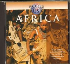 Various World Music(CD Album)Africa-Hallmark-302662-UK-1999-