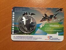BU Coincard Nederland van 5 euro  Waddenzee uit 2016