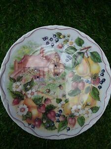 Collectable Royal Albert Bone China Secret Garden harvest festival pear 1993