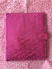 Hot Pink Apple iPad 2 Tablet Book Case Stand Smart Cover Protective Cute