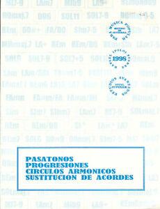 Pasatonos, Progresiones, Círculos Armónicos y Sustitución de Acordes Pilo Suárez