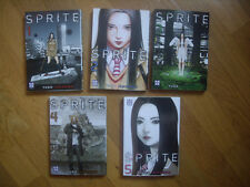 Lot Manga VF - Sprite - 1 à 5 - Intégrale Neuf - Thriller Horreur