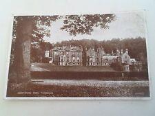 Vintage Postcard ABBOTSFORD FROM TWEEDSIDE  Franked+Stamped 1937   §R3