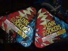 Fireworks label  Punk Rockers lot 2pcs F O A SHOWTIME